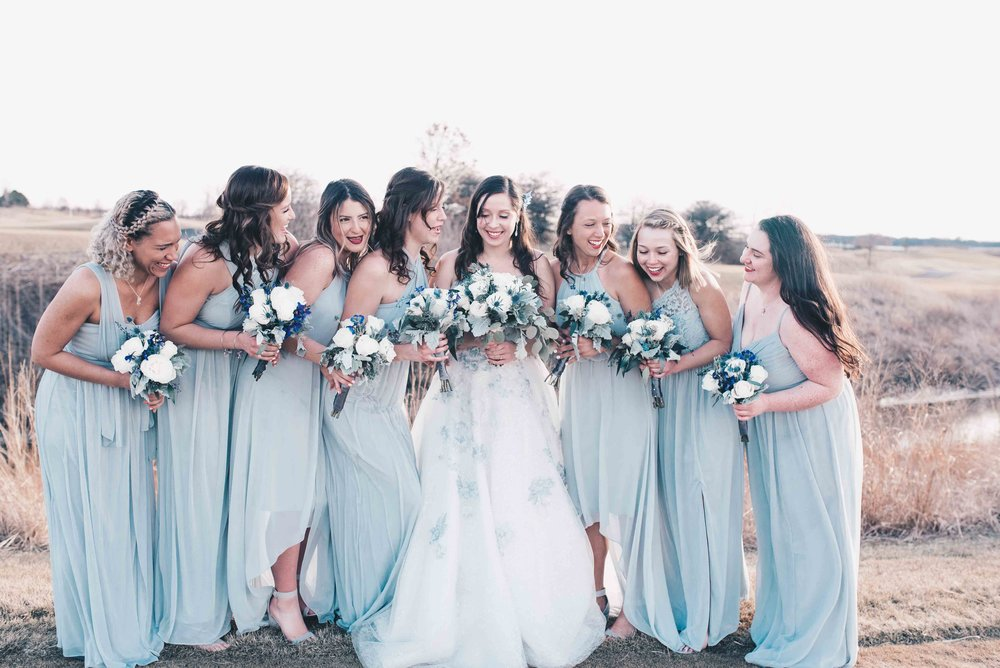 Bridesmaids Photos, Wedding Photos