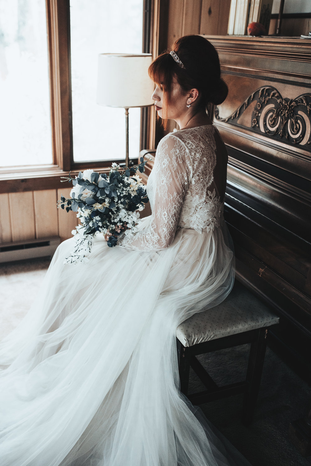 Bride Photos, Wisconsin Wedding, Boho Bride, Vintage Bride