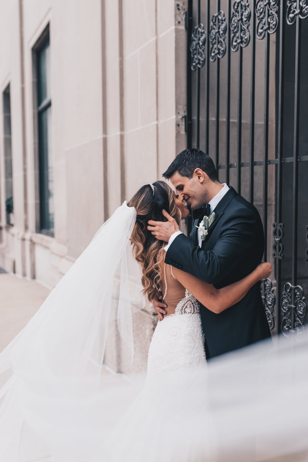 Union Station, Union Station Wedding, Chicago Wedding, Chicago Bridal Photos