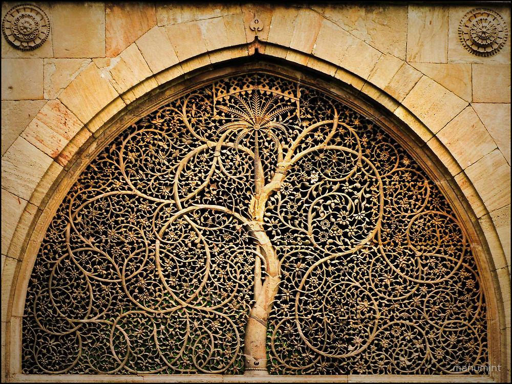 Sidi Saiyyed Mosque in India