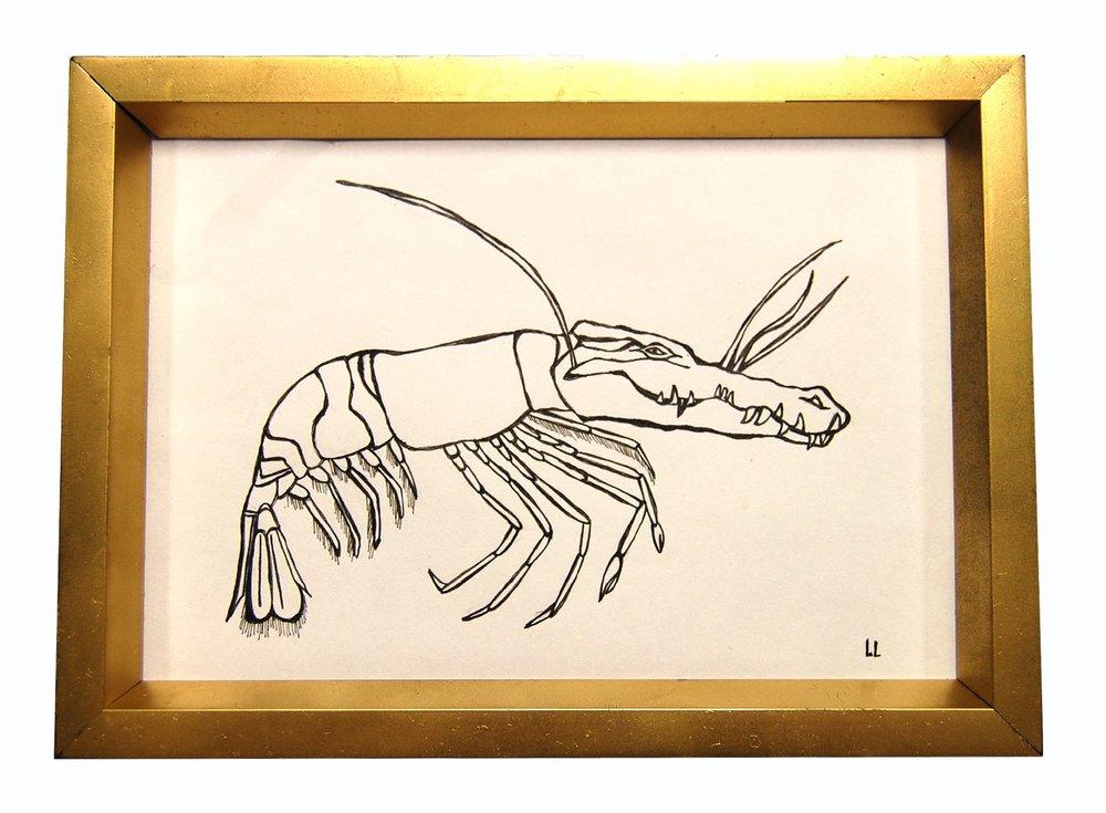 Shrimpgator 2 of 2