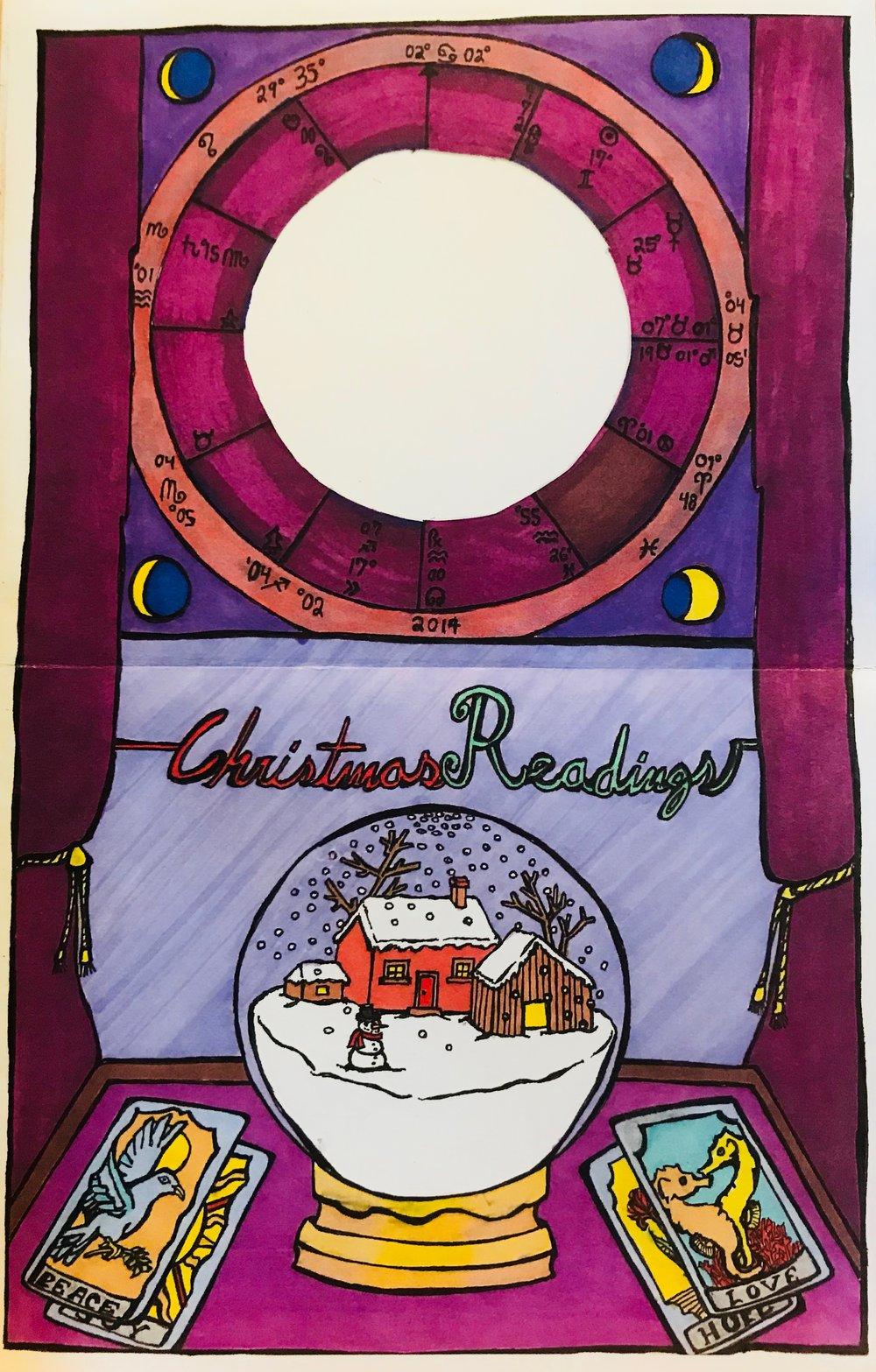 Christmas Card (2014) / Inside Panel