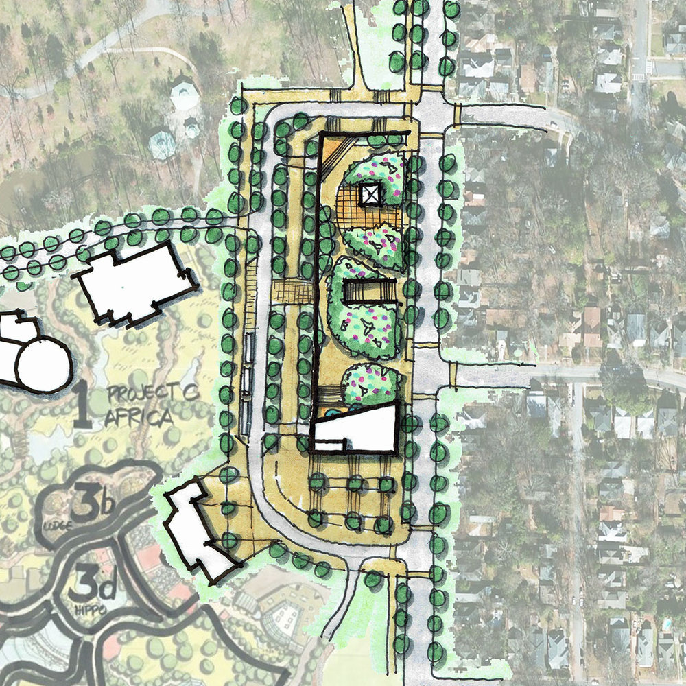 Grant Park Gateway -