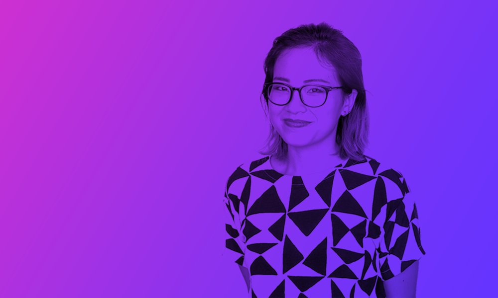 Hello! Xin Chào! - I'm Angie Ngoc Tran — Product designer, strategist, problem solver and multipotentialite,passionate about FinTech products and social impact work in developing communities.(Angie came from the first two letters of my first name, Ngoc. Got it?)