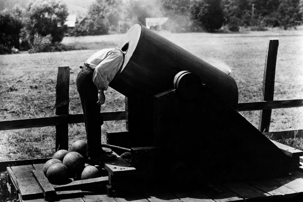 The General  directed by Buster Keaton