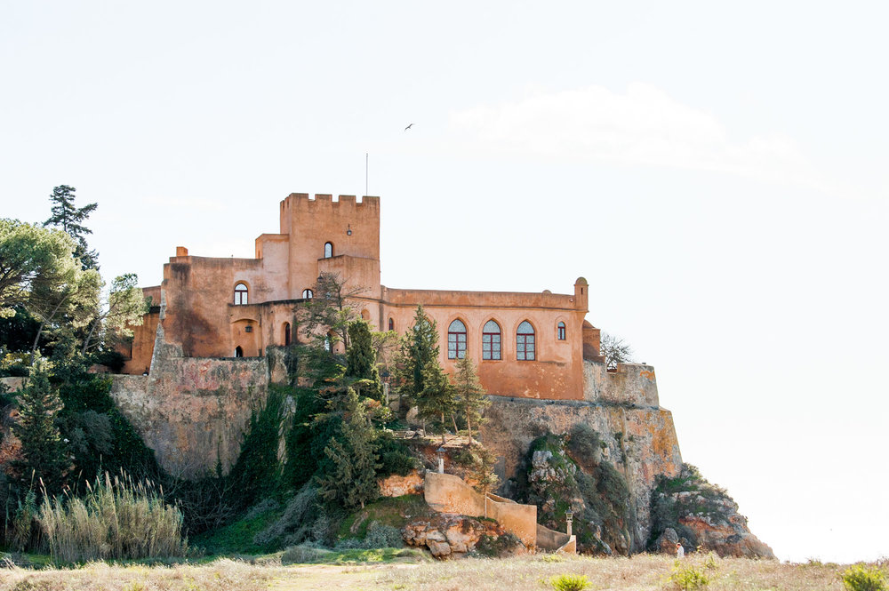 Castelo de São João do Arade - Ferragudo