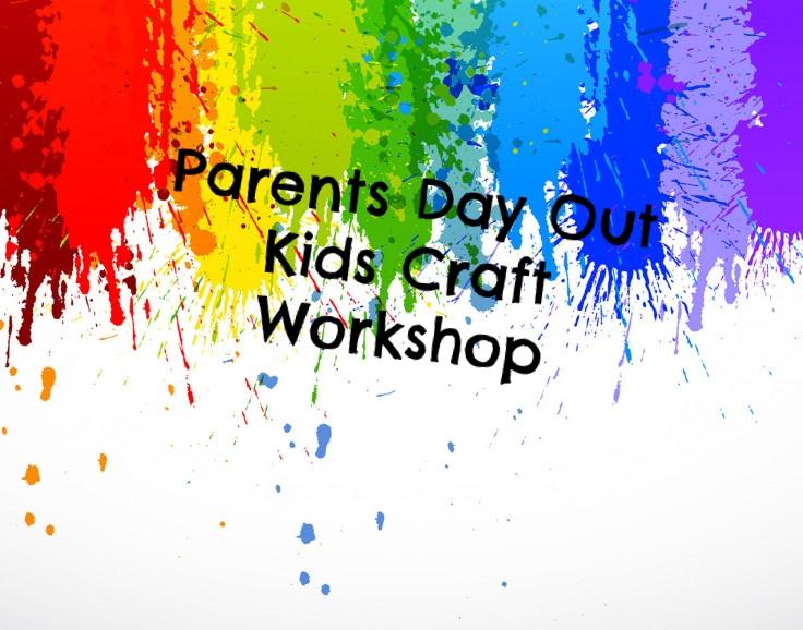 Parents Day Out Kids Craft Workshop 12 8 18 Little Crafting Studio