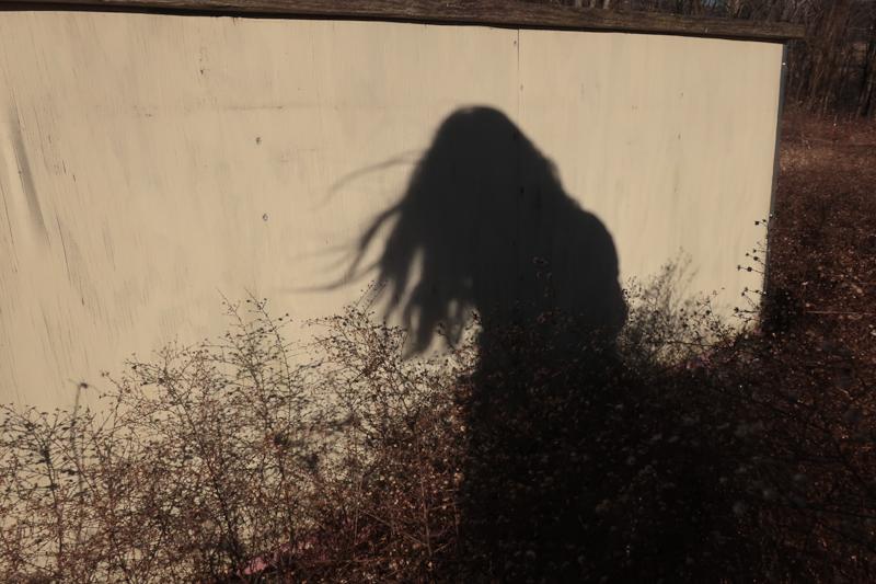 Self-portrait, last week, February 2019