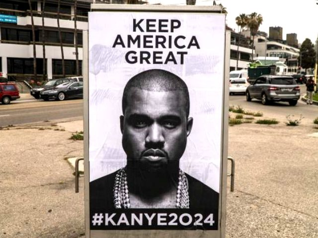 #KANYE2024 posters are popping up across America