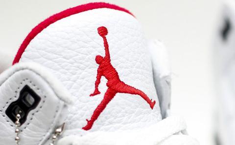 Nike/The famous Jumpman logo