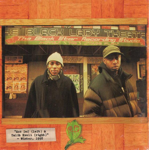 Mos Def & Talib Kweli - Winter 1998