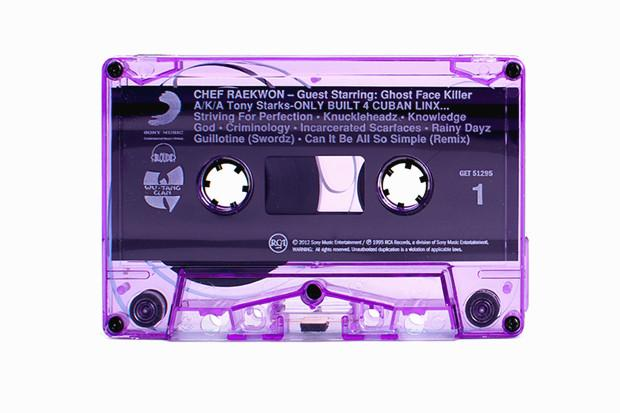 RAEKWON - ONLY BUILT 4 CUBAN LINX: THE PURPLE TAPE
