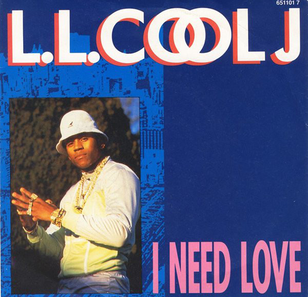 """A single version of ''I Need Love"""""""