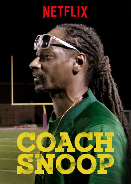 "Snoop's Netflix series ""Coach Snoop"""