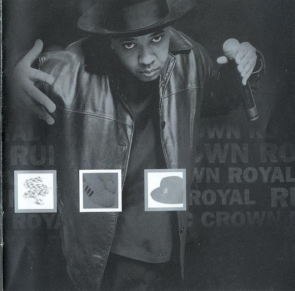 In fact,  Crown Royal  is more of a Run (pictured) solo album, than a Run-DMC record.