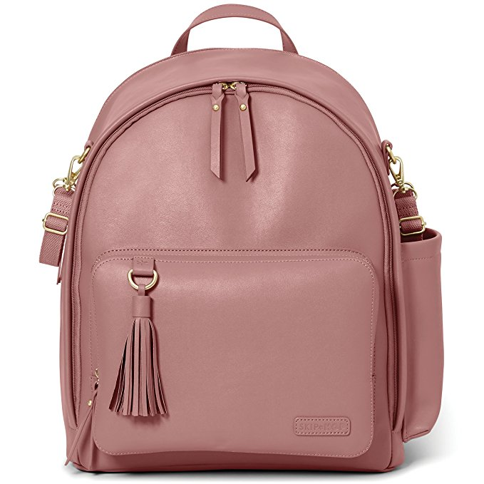 The backpack diaper bag my dreams are made of.
