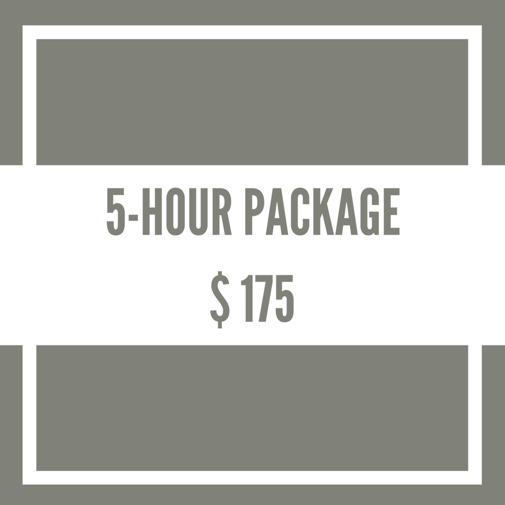 5-Hour-Package