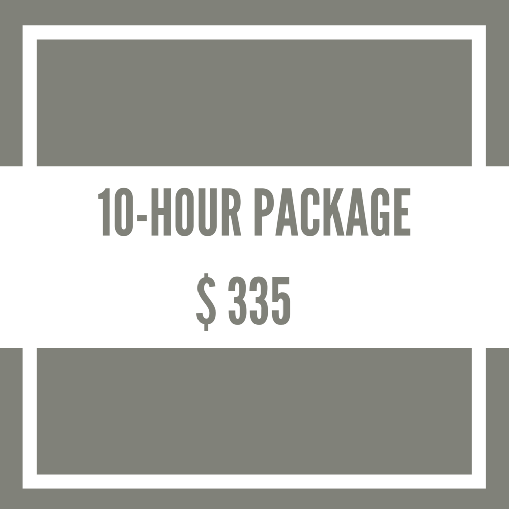 10-Hour-Package