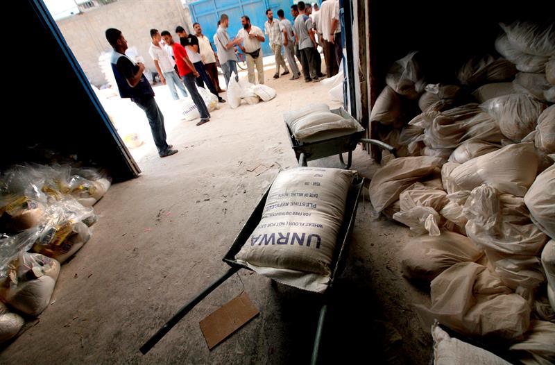 EE.UU. suspende 45 millones de dólares en ayuda alimentaria para los palestinos .jpg