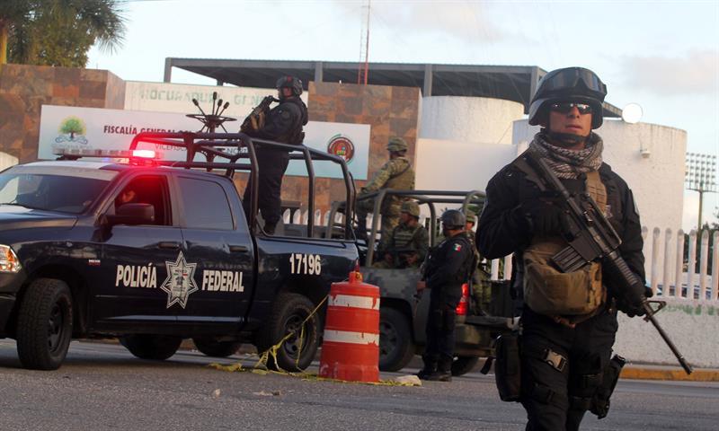 Investigan la desaparición de tres colombianos y otro decapitado en Cancún .jpg