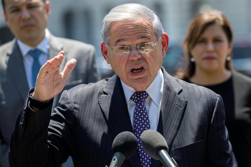 El Departamento de Justicia pide un nuevo juicio contra un senador estadounidense .jpg