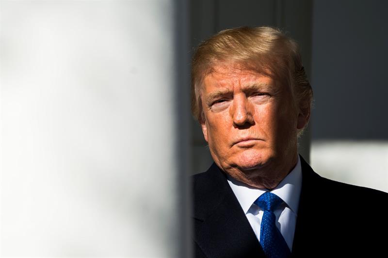 Trump cumple un año como presidente conservador, populista y polémico .jpg