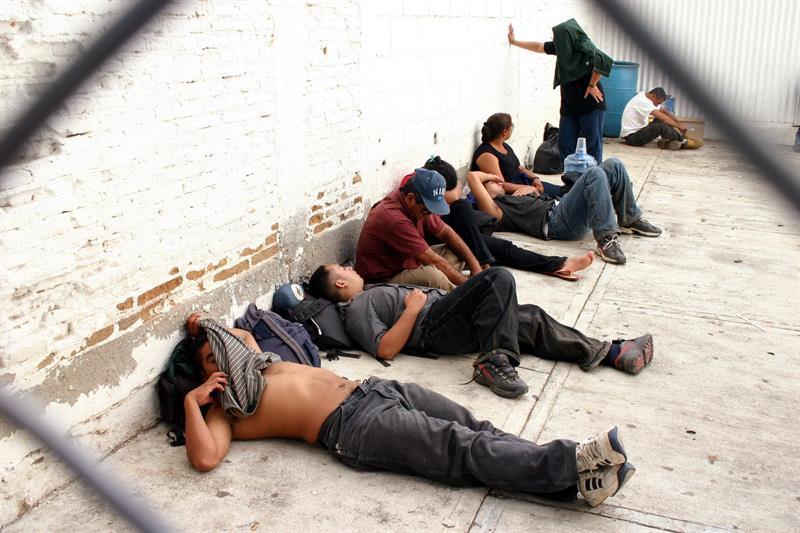 Policía de México rescata a 12 migrantes centroamericanos secuestrados .jpg