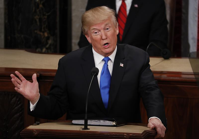 Trump asegura que su discurso fue el más visto de la historia .jpg