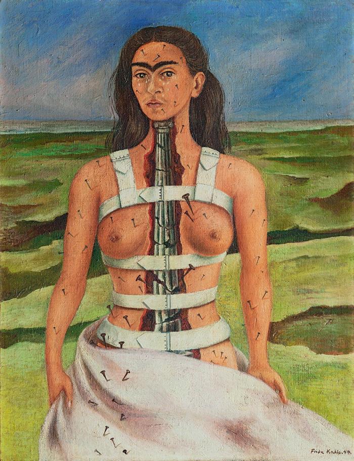 Milán redescubre a Frida Kahlo y su extraordinario arte más allá del mito .jpg