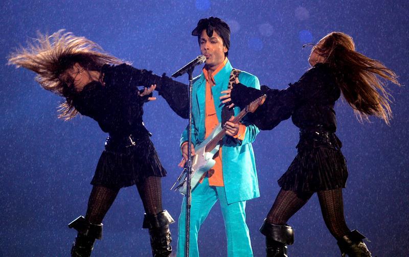 Un holograma de Prince no aparecerá en el Super Bowl, dicen sus familiares .jpg
