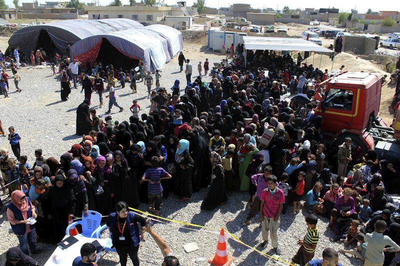 Unos 3,2 millones de iraquíes han vuelto a sus hogares tras la derrota del Estado Islámico .jpg