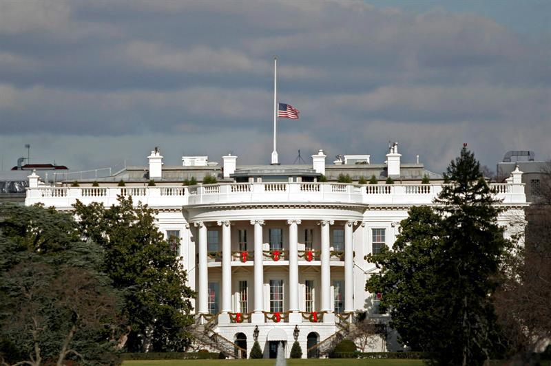 Dimite un segundo funcionario de la Casa Blanca acusado de maltrato .jpg