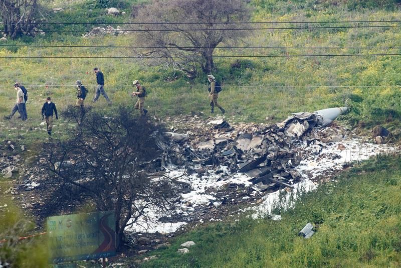 Aumenta la tensión en el norte de Israel tras %22la peor escalada%22 con Irán y Siria .jpg