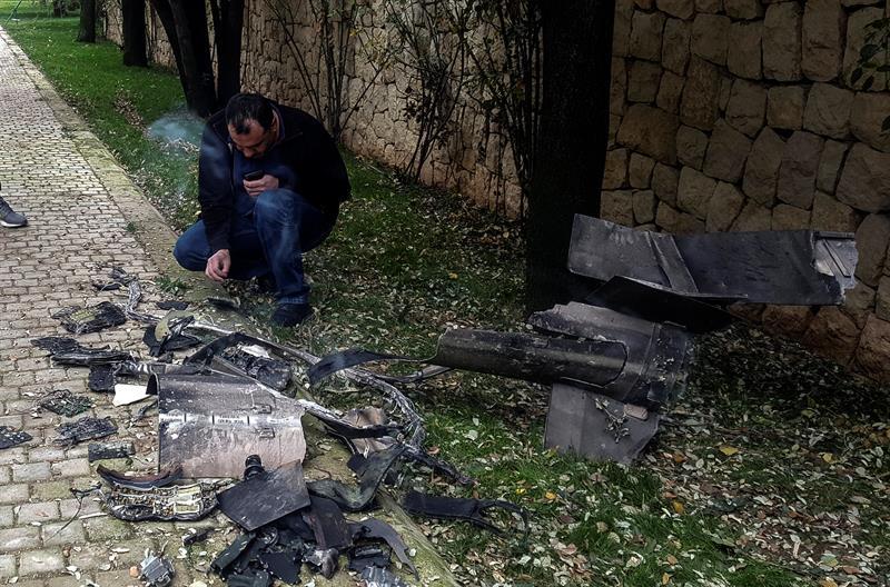 Rusia expresa su preocupación por ataques israelíes a Siria y pide contención .jpg
