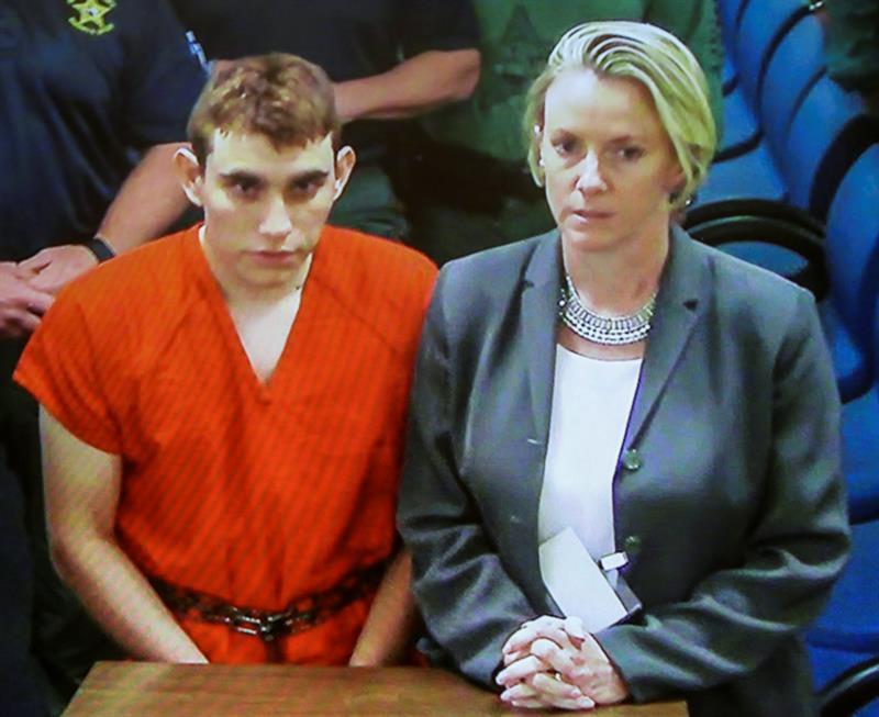 El tiroteador de la escuela ofrecerá declararse culpable para evitar la pena de muerte .jpg