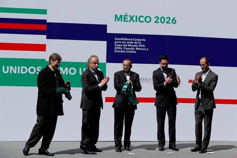Gobierno mexicano entrega garantías para organizar el Mundial de 2026 .jpg