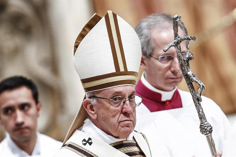 El papa Francisco asegura que Pablo VI será santo este año .jpg