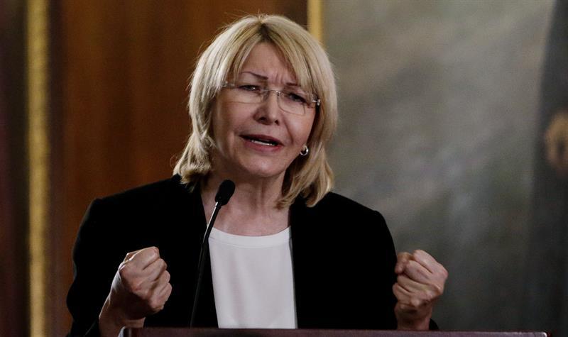 La exfiscal Luisa Ortega solicita al Supremo venezolano la captura internacional de Maduro .jpg