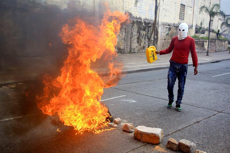 Amnistía Internacional dice que los niveles de inseguridad en Honduras son altos .jpg