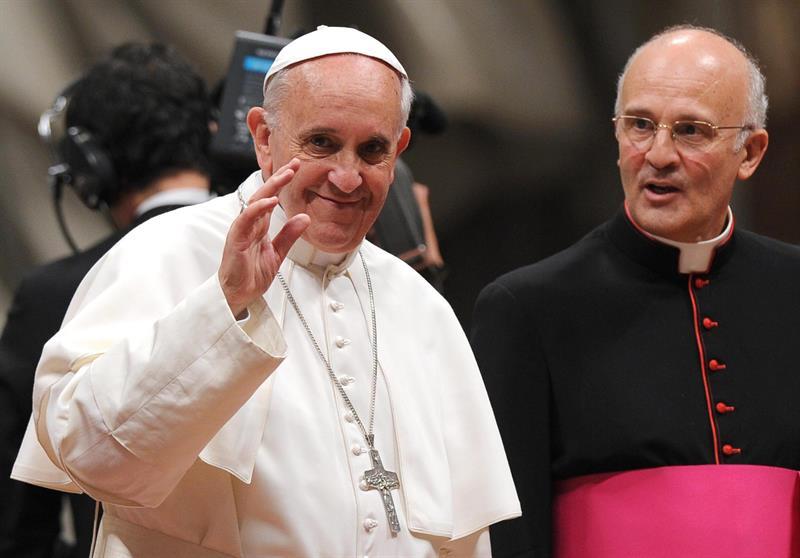 El papa nombra nuncio en Corea del Sur al actual Secretario de Economía .jpg