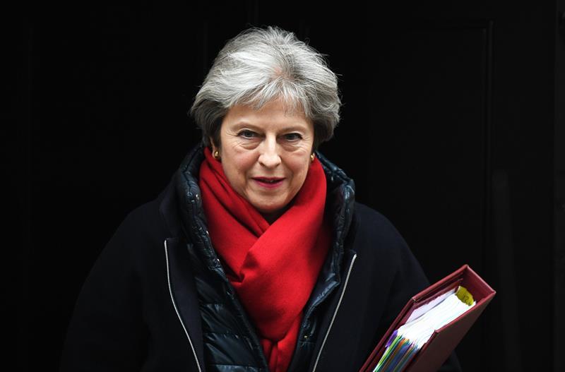 May dice que no acepta el borrador de acuerdo del %22brexit%22 de Bruselas .jpg