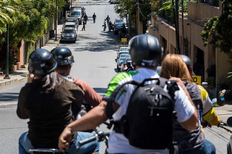 Tintori denuncia que la Policía entró %22bruscamente%22 a la casa de Leopoldo López .jpg