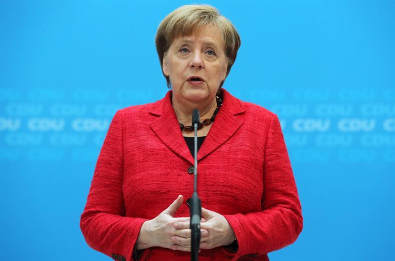 El presidente alemán propone a Merkel como candidata a canciller .jpg
