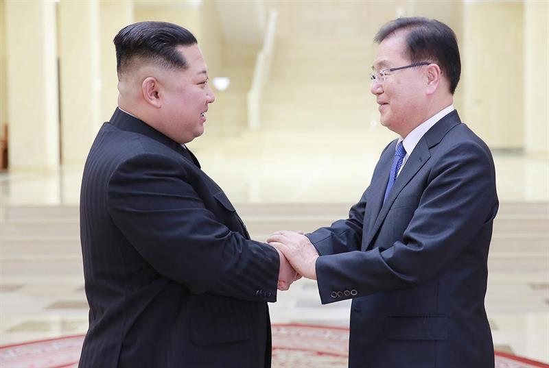Seúl y Pyongyang anuncian una cumbre y abren la puerta a la desnuclearización .jpg