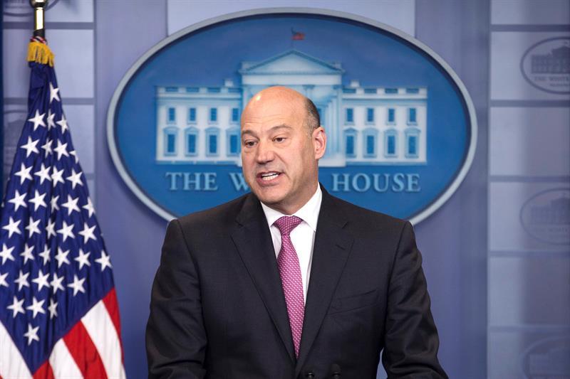 Gary Cohn, el principal asesor económico de Trump, también deja la Casa Blanca .jpg