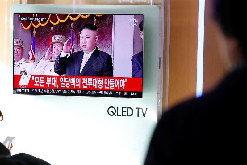 El avance del deshielo, pendiente del mensaje de Kim Jong-un a Trump .jpg