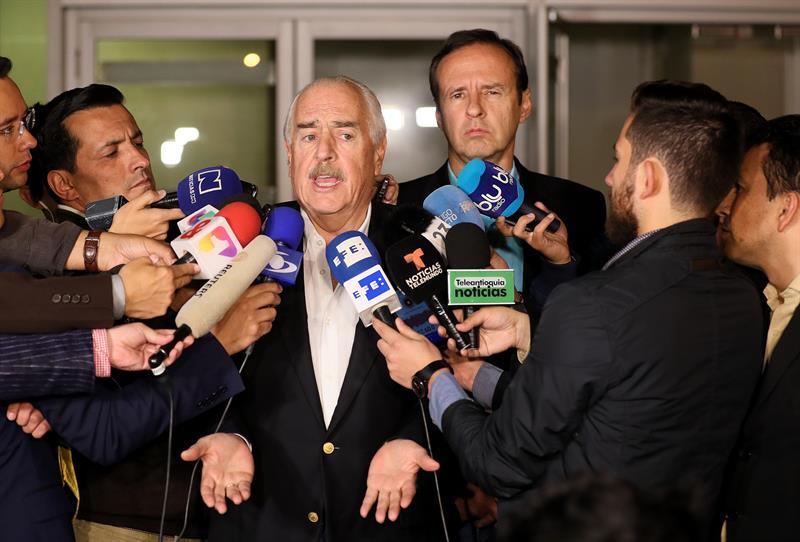 Cuba prohíbe la entrada a los expresidentes Pastrana y Quiroga a un acto de disidentes .jpg