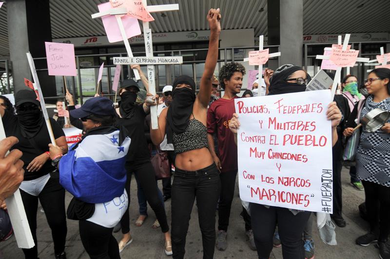 Unas 5.800 mujeres han sido asesinadas en Honduras desde 2002 .jpg