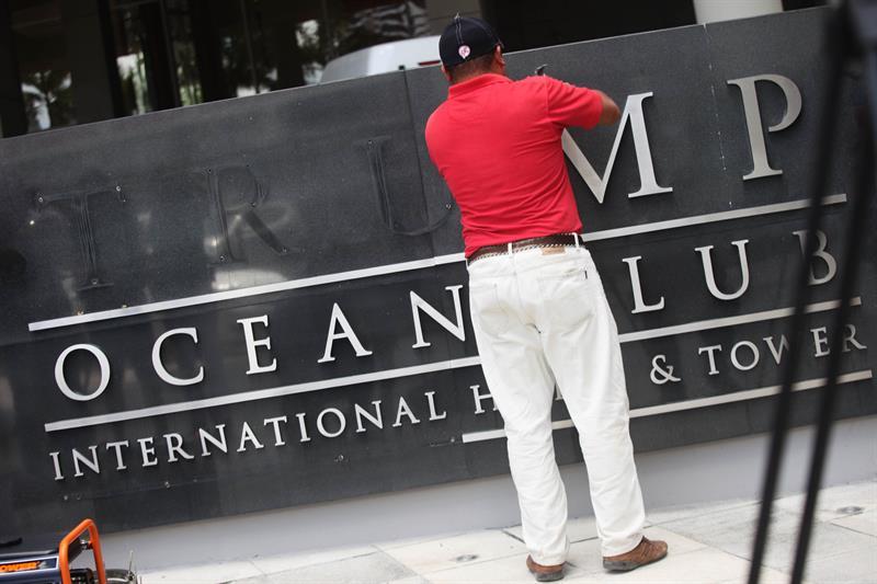 La Organización Trump inicia una batalla legal en Panamá para recuperar un hotel .jpg