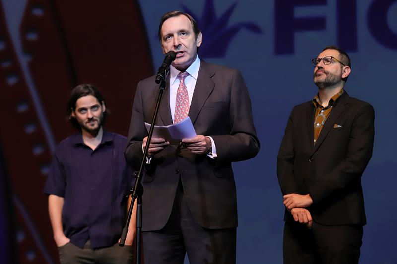 Cataluña y Guillermo del Toro acaparan las miradas en Guadalajara .jpg